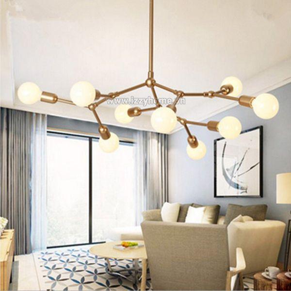 Moderne Pendelleuchten Wohnzimmer. chjk briht moderne einfache für ...
