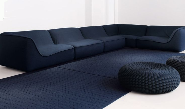 UPHOLSTERED MODULAR SOFA SO HOME COLLECTION BY PAOLA LENTI | DESIGN FRANCESCO ROTA | sofa ...
