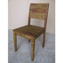 Indyjskie krzesło z palisandru