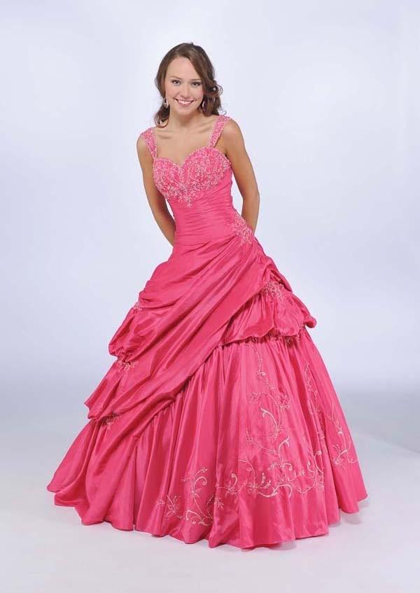 69 best Quinceañera Dresses♥&ideas(: images on Pinterest   Prom ...