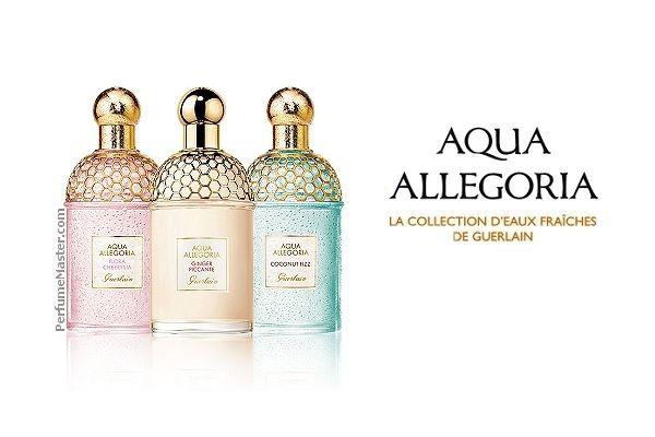 Guerlain Aqua Allegoria 2019 Editions New Perfumes Perfume News