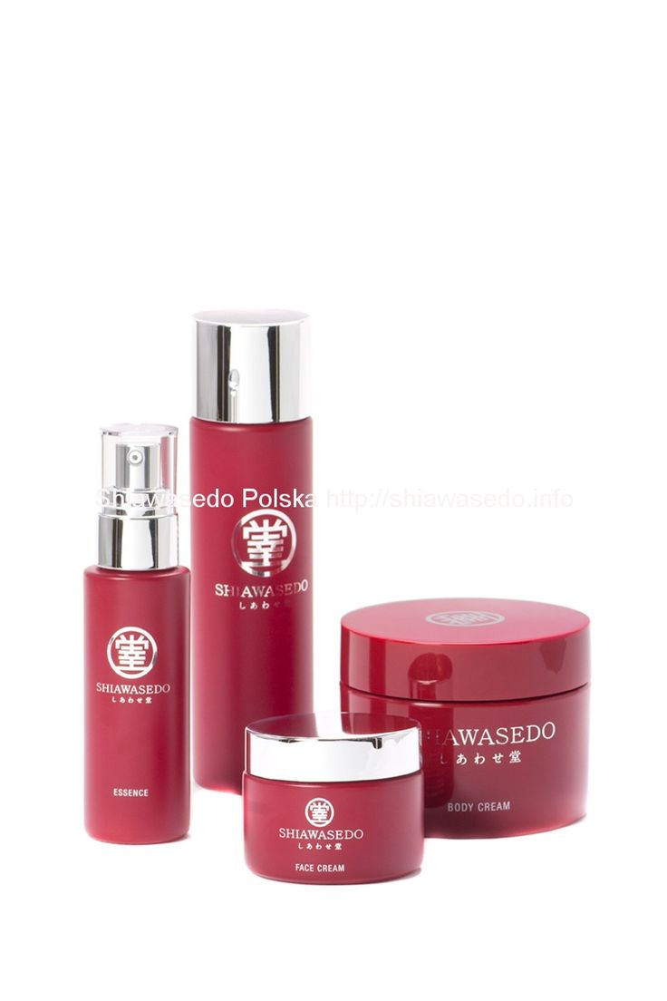 Innovative Skin Care System Shiawasedo