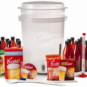 Buy the Coopers Beer Kit from BeerBros.co.za
