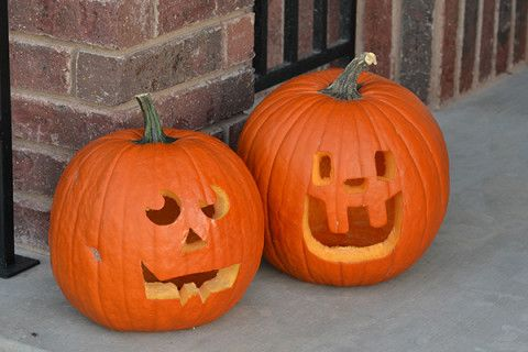 how to keep carved pumpkins from going bad holiday ideas pinterest pumpkins how to make. Black Bedroom Furniture Sets. Home Design Ideas