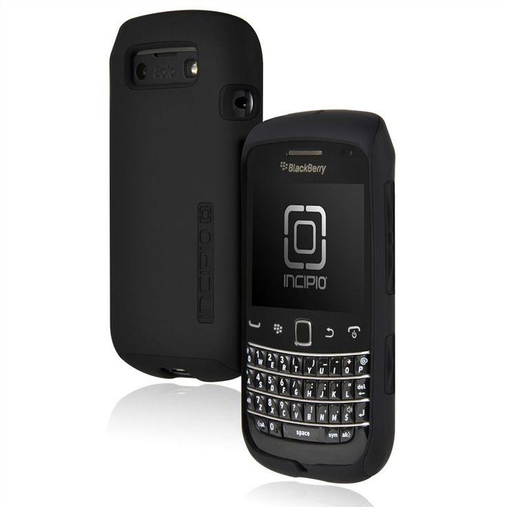 Incipio Silicrylic Blackberry Bold 9790 Cell Phone Case, Black