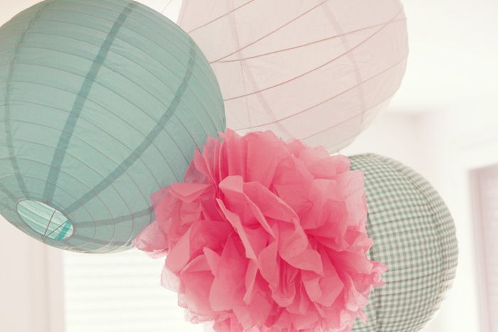 pompons et japan ball
