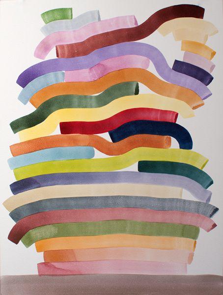 Stacked colour by Boris Ostrerov