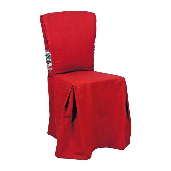 Les 25 meilleures id es concernant housses de chaise for Housse de chaise dossier arrondi