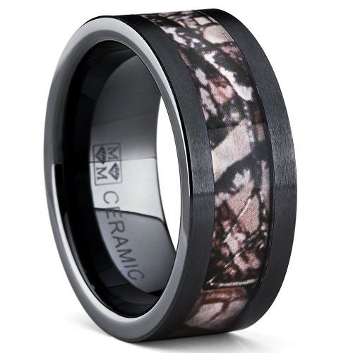 14 best Camo Wedding Bands for Him images on Pinterest | Camo ...