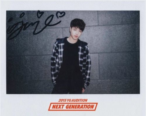 iKON Junhoe for ( 2015 YG AUDITION : NEXT GENERATION ) SPECIAL TIP #2