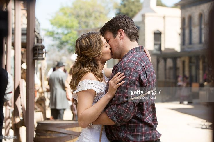 CASTLE - 'Once Upon A Time in the West' - When Castle and Beckett learn that a murder victim may have been poisoned at an Old West-style resort, they visit the resort posing as newlyweds to uncover the truth, on 'Castle,' MONDAY, NOVEMBER 17 (10:01-11:00 p.m., ET) on the ABC Television Network.