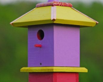 ... Bird House on Pinterest | Diy birdhouse, Birdhouses and Bird house