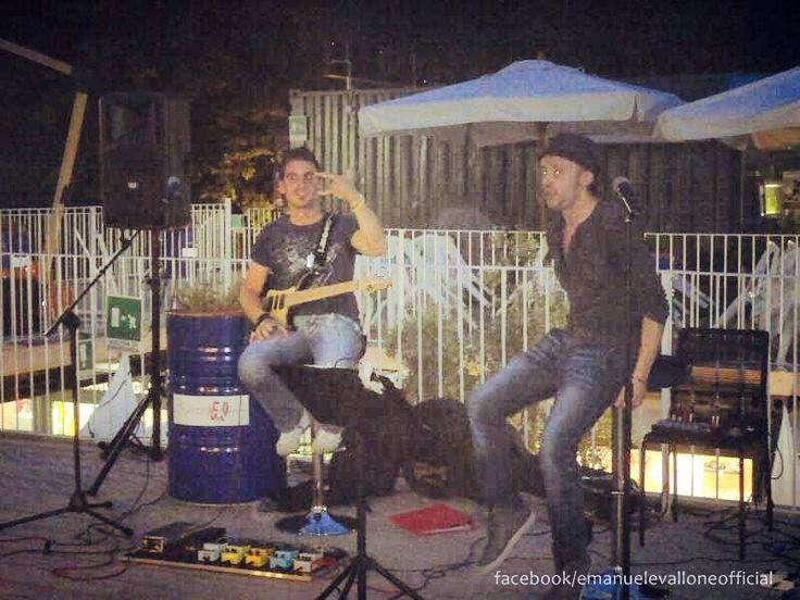 Luglio 2013   Cavezzo (Mo) Live al Kariba