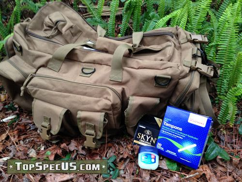 Why Tampons, Condoms and Lube Should Be In Your Bug Out Bag -It might sound like the start of a dirty joke, but seriously - if you are the MacGyver type that can do a lot with a little, you will enjoy all the unexpected survival uses of tampons, lube, and condoms. If you think paper clips are useful, just wait until you see what you can do with these three items!