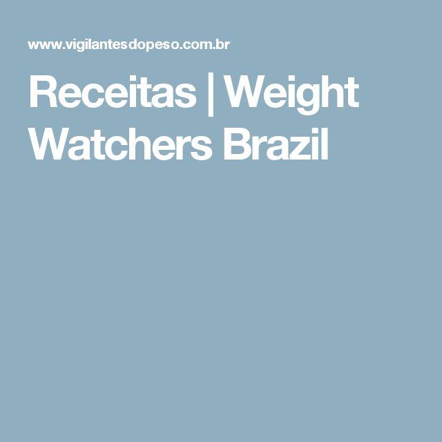 Receitas | Weight Watchers Brazil