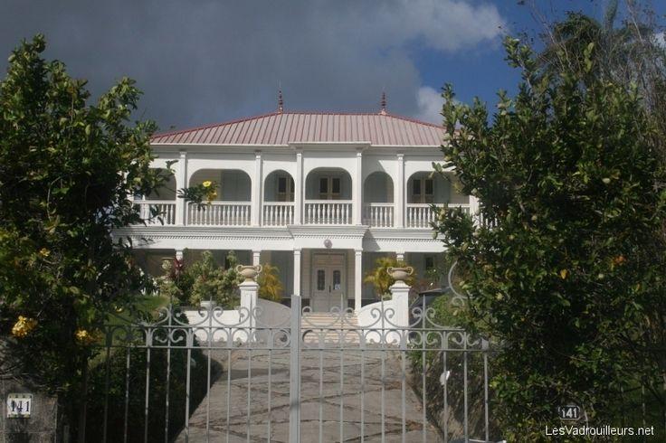 Une maison hantée en #Martinique