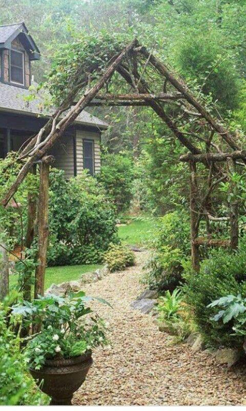 Best 25 Garden archway ideas on Pinterest
