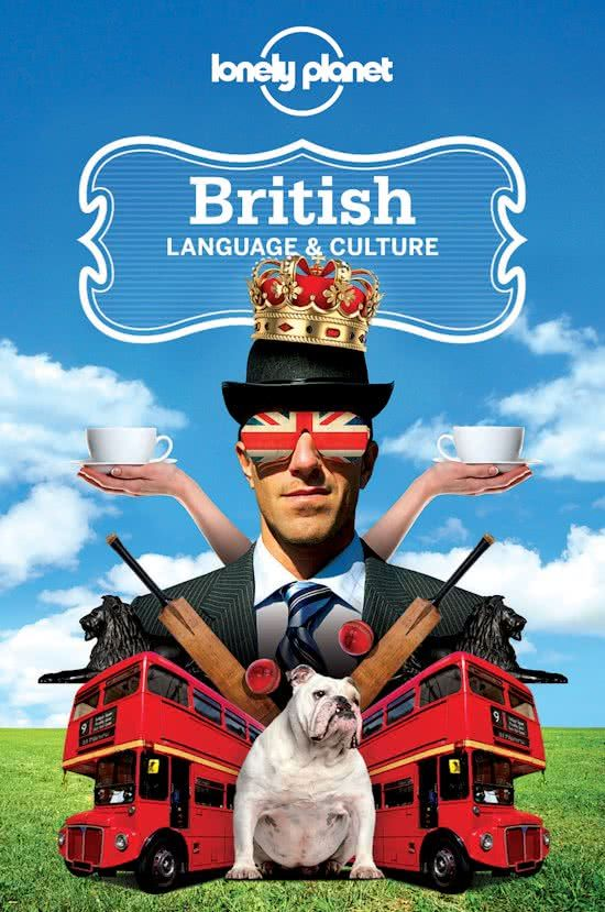 Reisgids Lonely Planet – British Language & Culture || The London Tester Shop