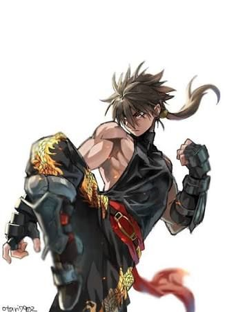 Image Result For Anime Martial Artist Male Bison In 2019