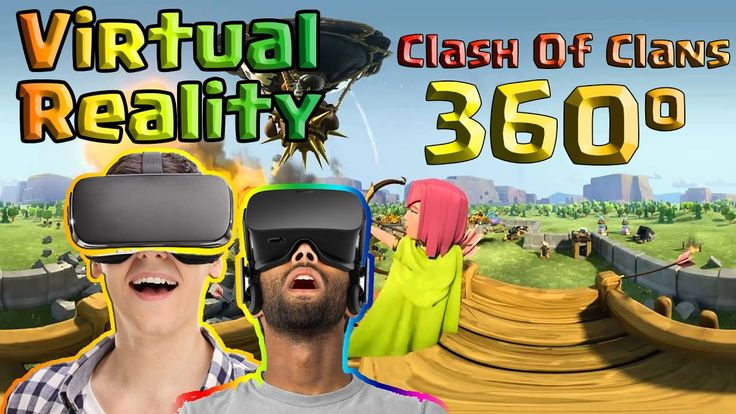 Clash Of Clans 360 Video. Clash Of Clans 360 Degree Virtual Reality War Attack. Clash Of Clans 360 Degree Videos. Experience a Virtual Reality (360 VR Videos) War Attack. Clash Of Clans Virtual Reality 360 Video!  We really like to watch all kinds of 360 videos on YouTube. This is a 360 Degree VR video of clash of clans. You can enjoy this virtual reality war attack/raid video of clash of clans from your updated browsers (Recommended: YouTube Mobile App!)  This video is 360 degree virtual…