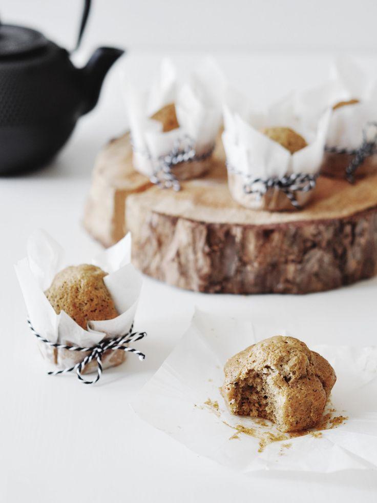 Earl Grey Muffins