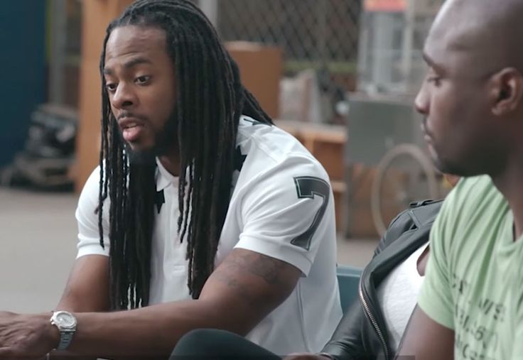 Whether he is on the field, or doing community outreach, Richard Sherman is a force to be reckoned with. Richard Sherman teamed up with athletes Carmelita Jeter, Marcellus Wile...