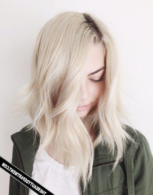 """Haar BLONDE HAAR + WURZELN """"Du siehst so gut aus mit blonden Haaren und schwar…"""