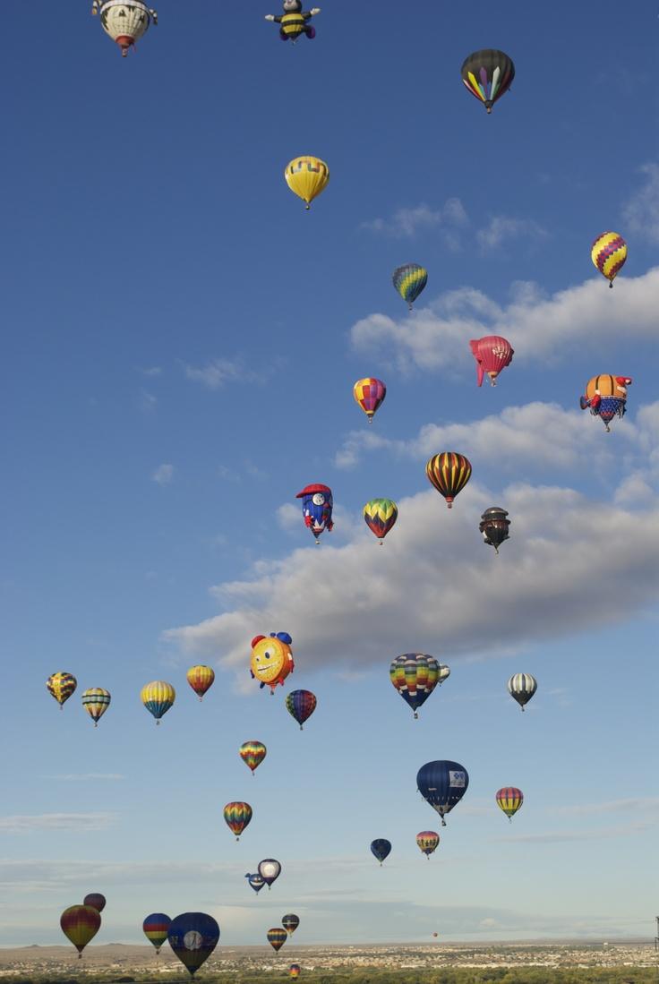 Ballon Festival, Albuquerque