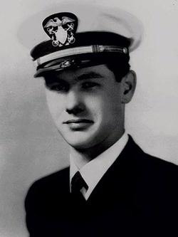 Johnny Carson - US Navy 1943-1946 - USS Pennsylvania