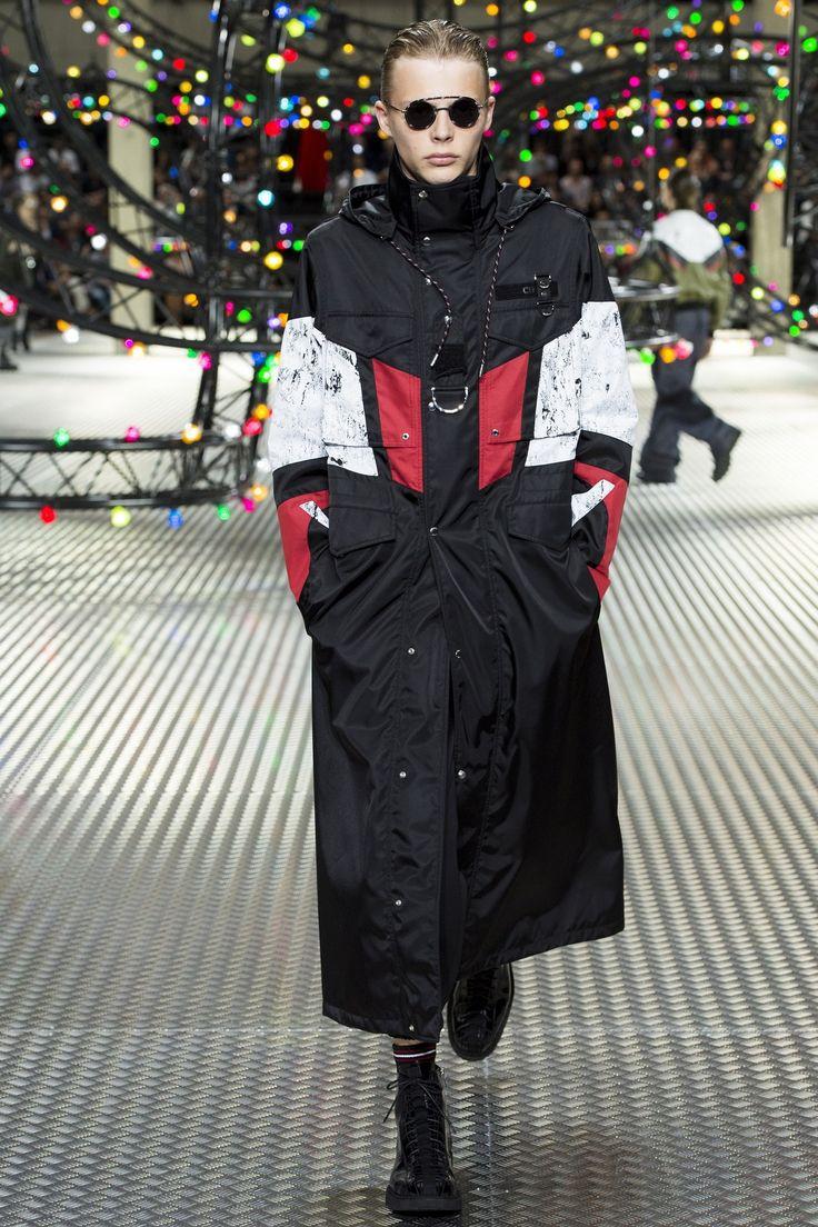Défilé Dior Homme Printemps-été 2017 26