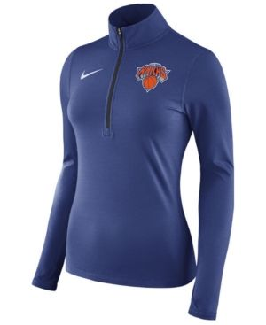 NIKE WOMEN S NEW YORK KNICKS ELEMENT PULLOVER.  nike  cloth    ad4289218