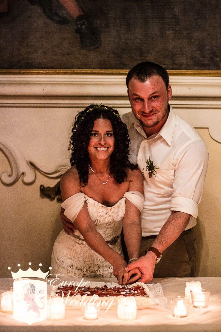 Wedding Cake time!