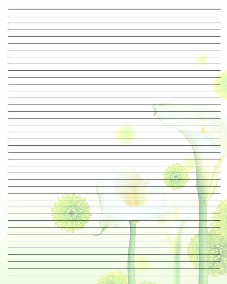 Decorative Writing Paper For Kids