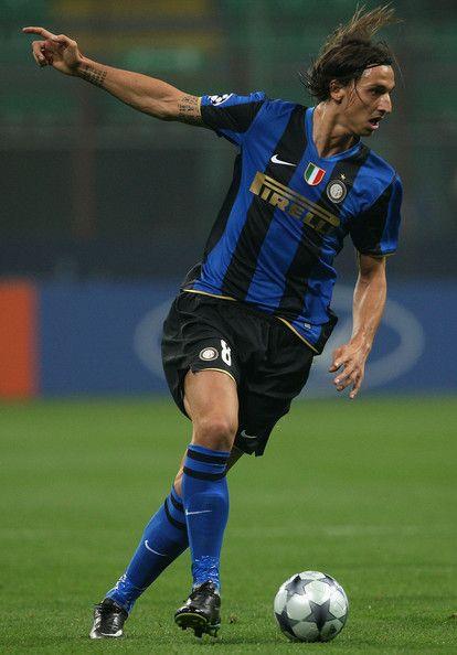 #Zlatan #Ibrahimovic for #Inter