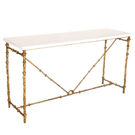 oly studio diego console table - Oly Furniture Sale