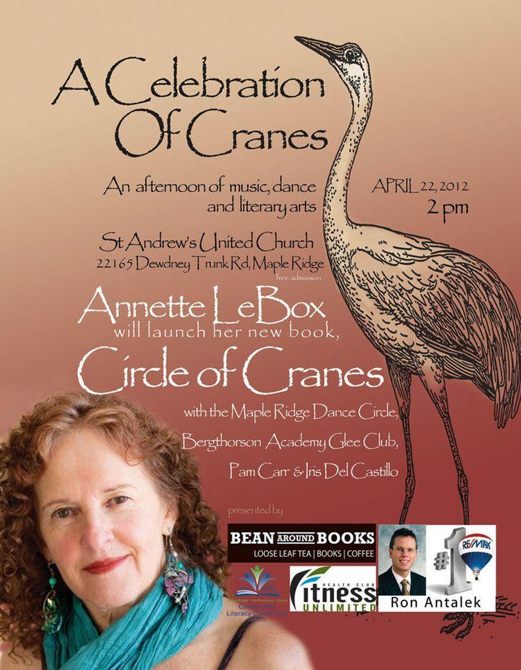 A Celebration of Cranes