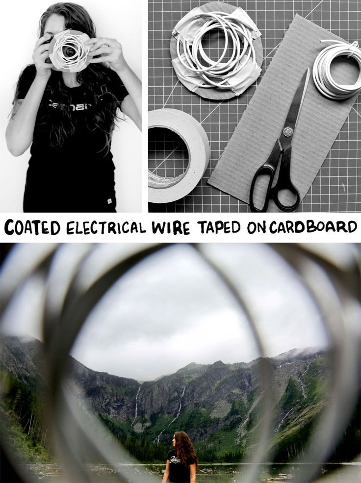 Camera Hacks / 9 DIY Camera Filters / Crafted in Carhartt