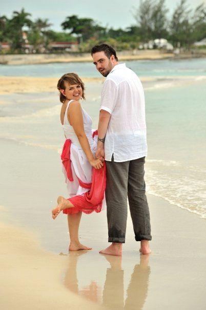 Tatiana and Tyler Wedding Day (May 2009)