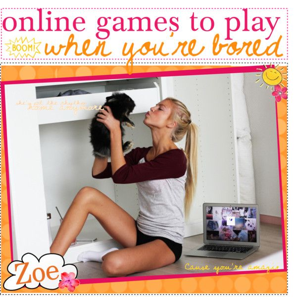 fun free games to play online when bored