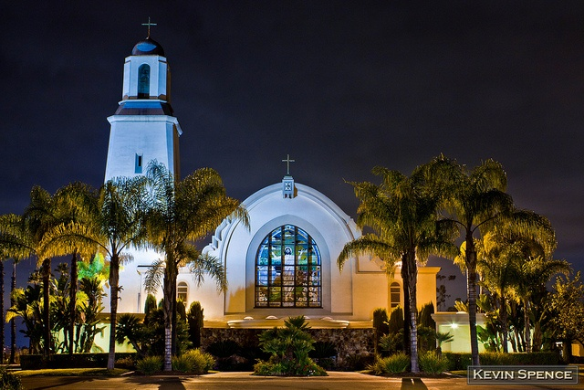 Santa Sophia Church, Spring Valley, Ca - by lvredsoxfan, via Flickr