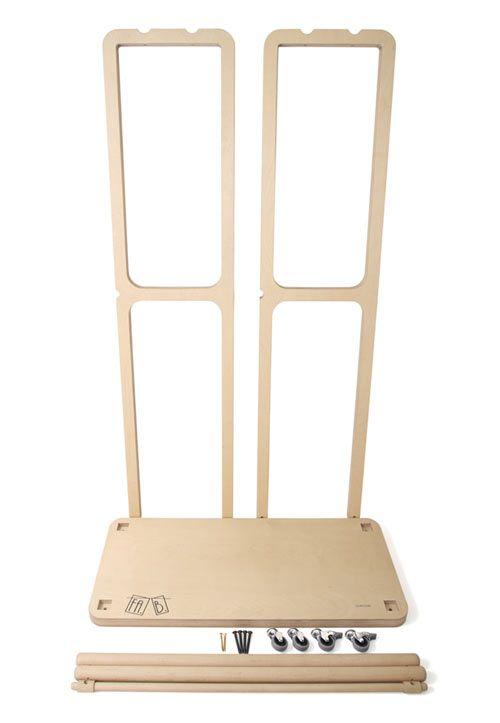 Fa.B. Bookcase by Dede Dextrous Design