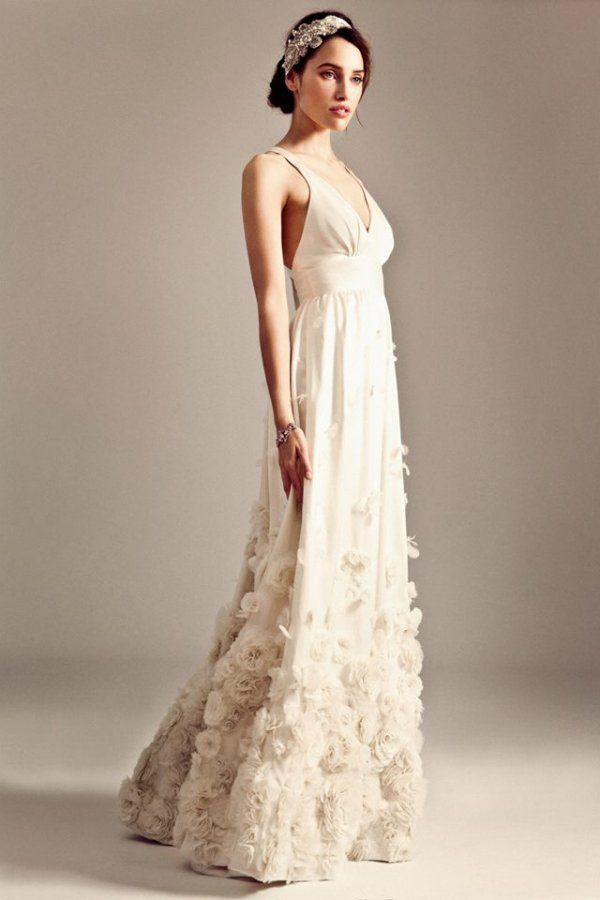 2014 Temperley London Robe de mariée