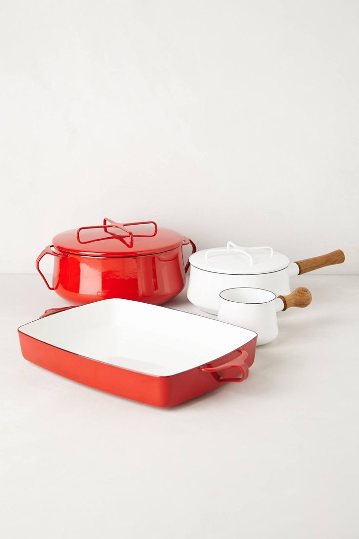 Dansk Kobenstyle Cookware - anthropologie.com