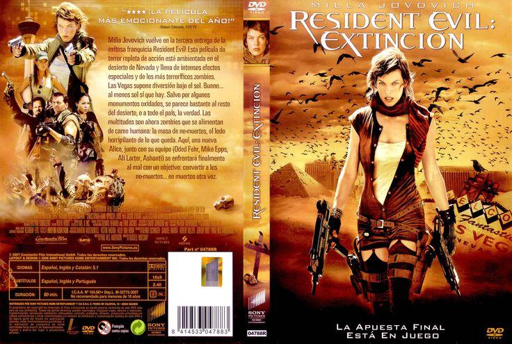 Resident Evil: Extincion