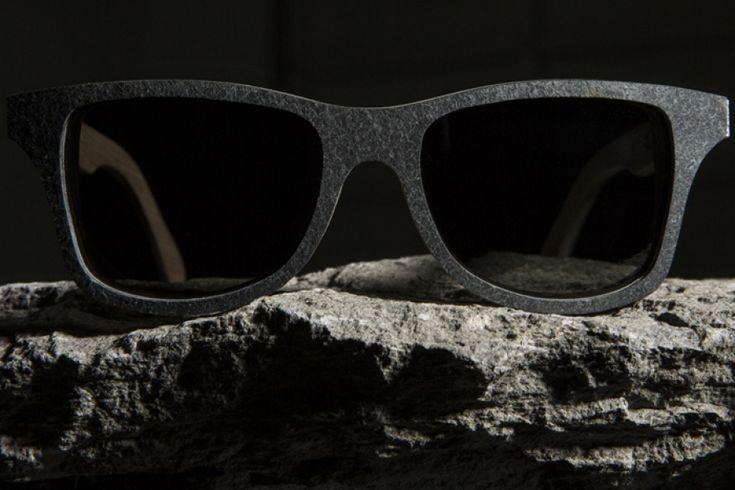 """Shwood Stone Collection: """"Kő"""" napszemüveg?! A Shwood úgy döntött, innováció címszó alatt """"kőbe vési"""" eddigi sikereit és piacra dob egy limitált kiadású kő napszemüveg-kollekciót… A teljes cikk még cool videóval >>> www.woohooo.hu/stilus/divat/shwood-stone-collection-dizajnos-luxus-napszemuvegek-kobol"""