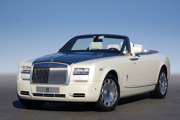 Rolls Royce Drophead #rolls #royce #luxury #luxe #car #drophead
