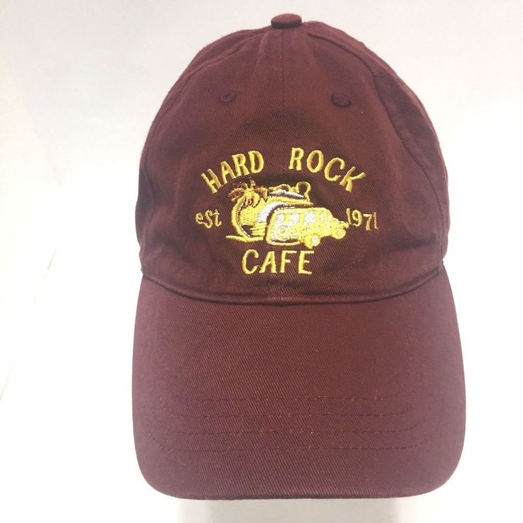 Hard Rock Cafe Caps Ebay