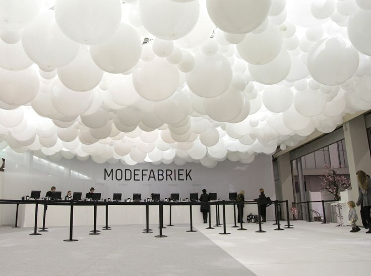 25 best ideas about balloon ceiling on pinterest for Balloon decoration for ceiling
