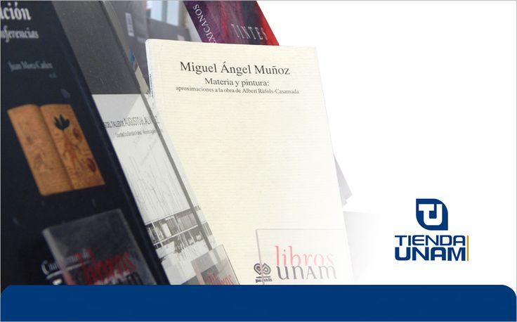 En Tienda UNAM hay un espacio para Libros UNAM.