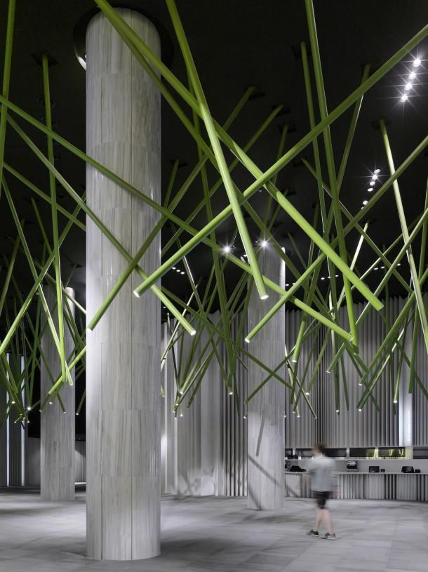16 awe-inspiring interior designs from around the world [slideshow] | Building Design + Construction